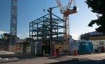maszyny na placu budowy